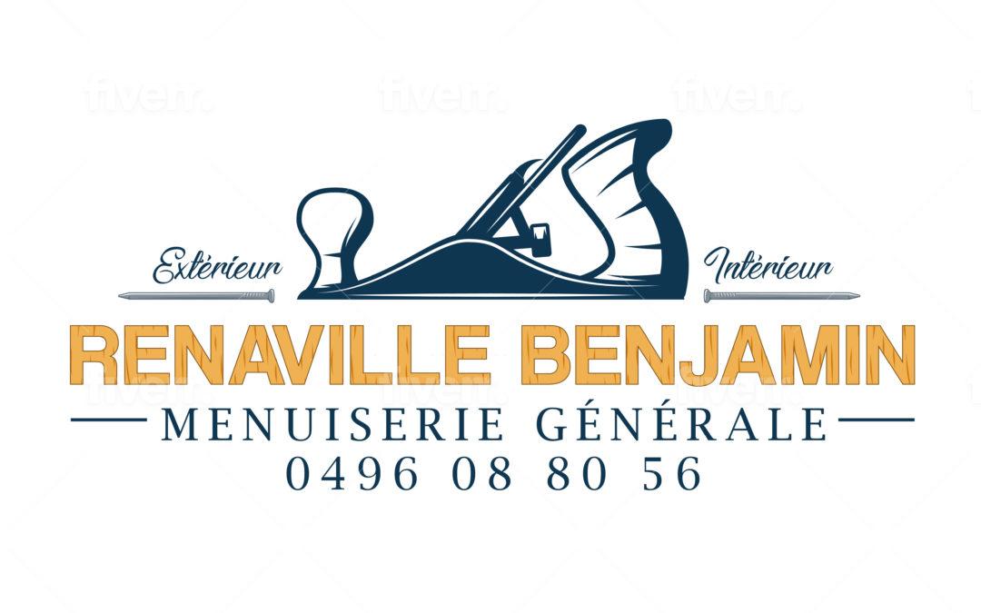 Logo pour menuisier
